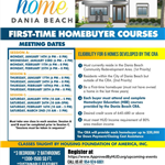 First-Time-HomeBuyer-Courses in Dania Beach