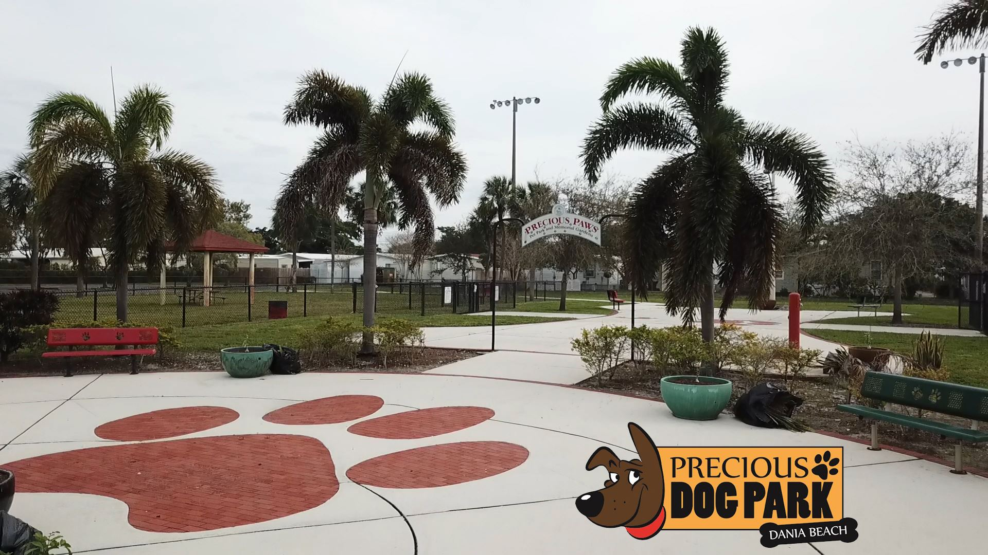 Dania Beach Precious Paws Dog Park - Certified Better Cities for Pets