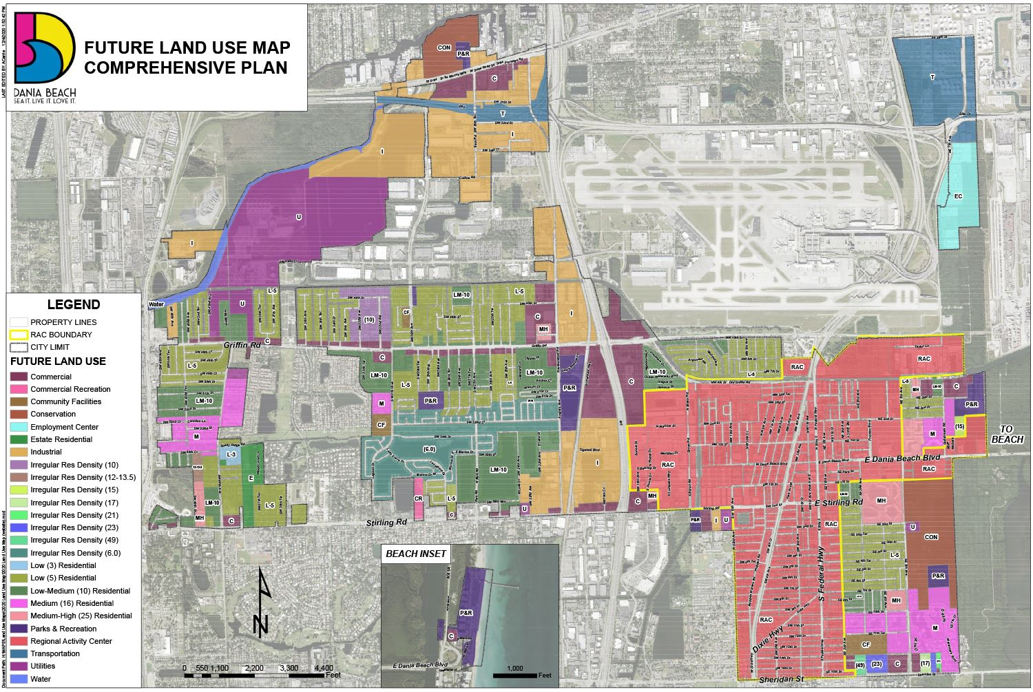 City Of Dania Beach Planning And Zoning
