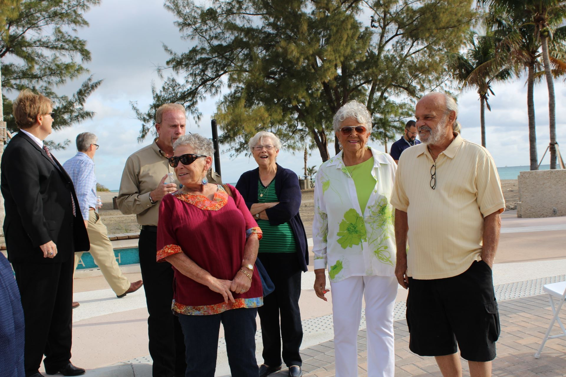 Dania Beach Ribbon Cutting Ceremony