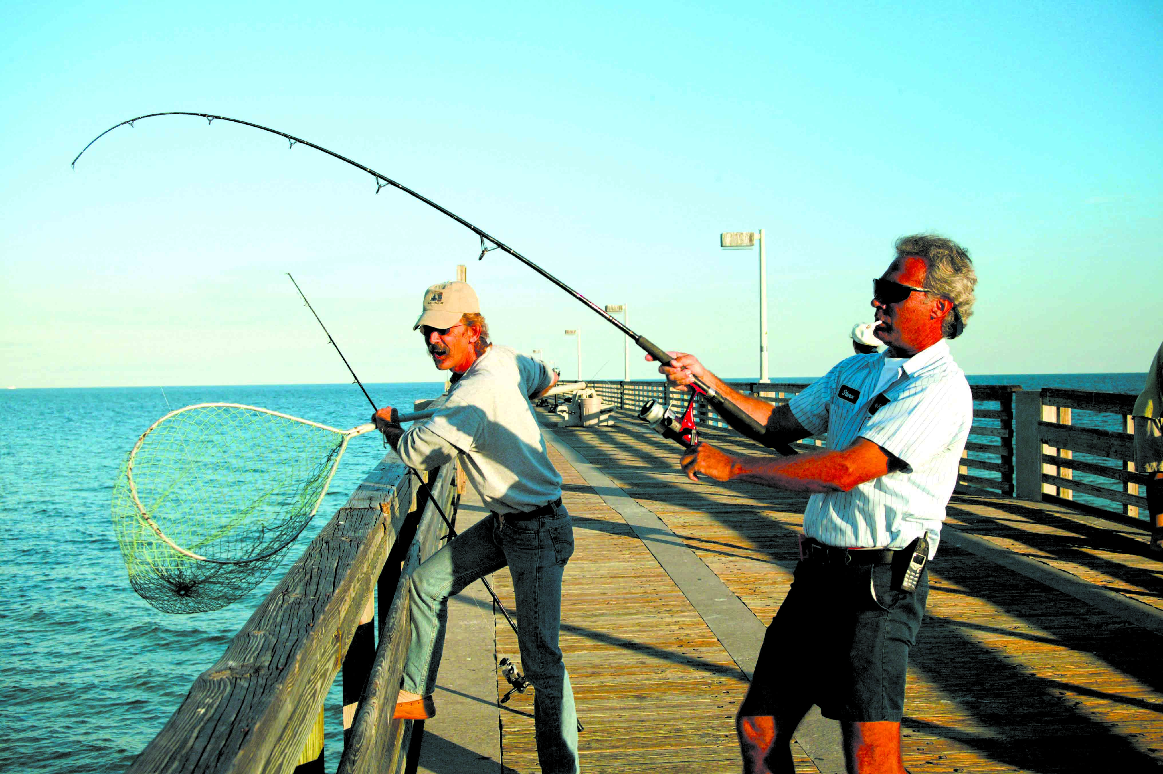 Fishing Pier Dania Beach