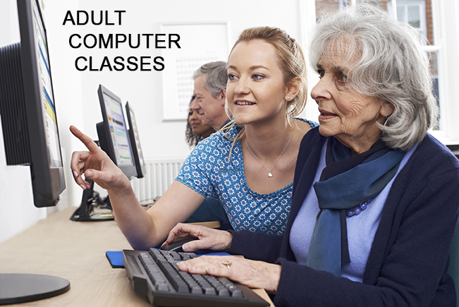 Free Computer Classes for Adults