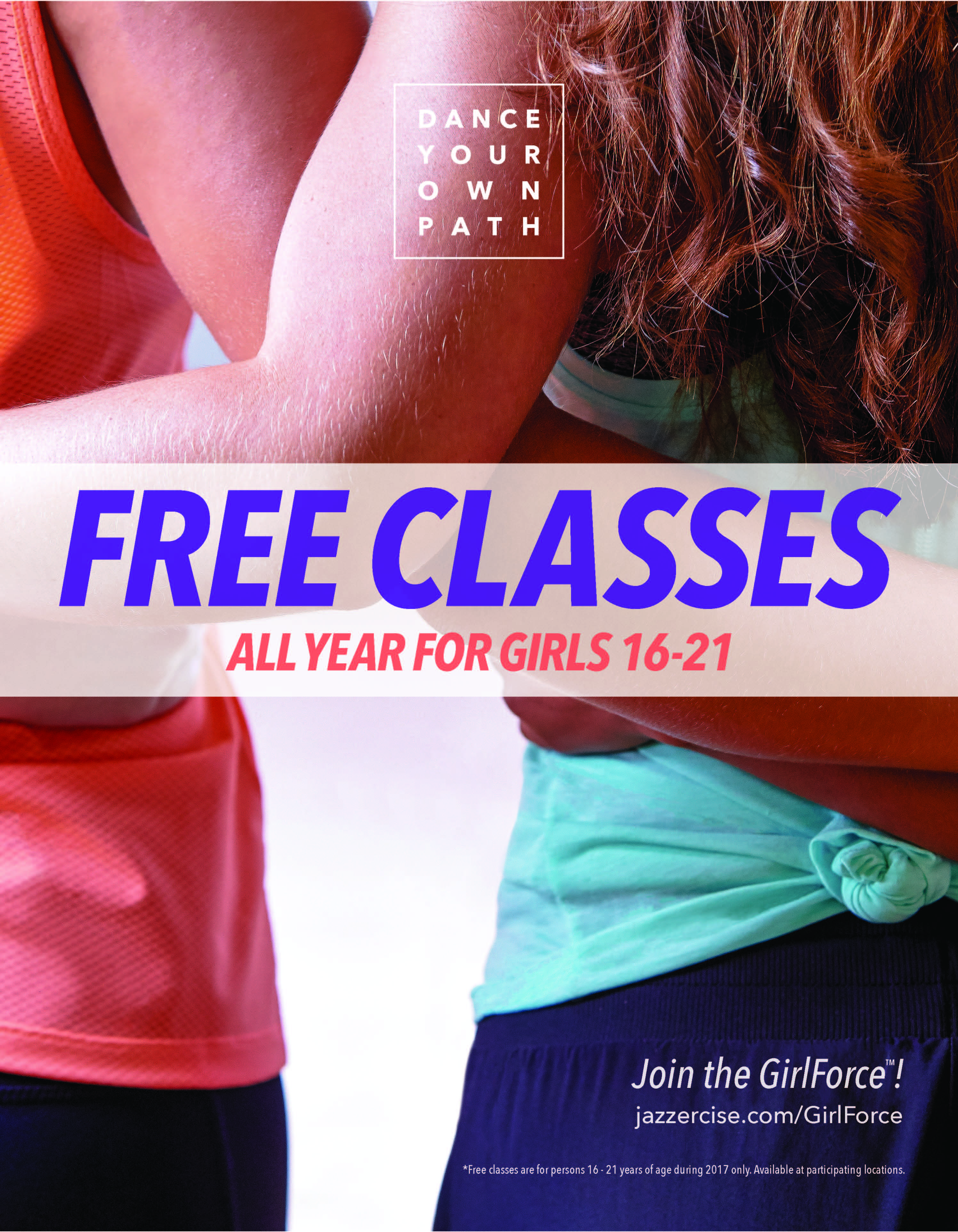 Jazzercise GirlForce Frost Park Dania Beach