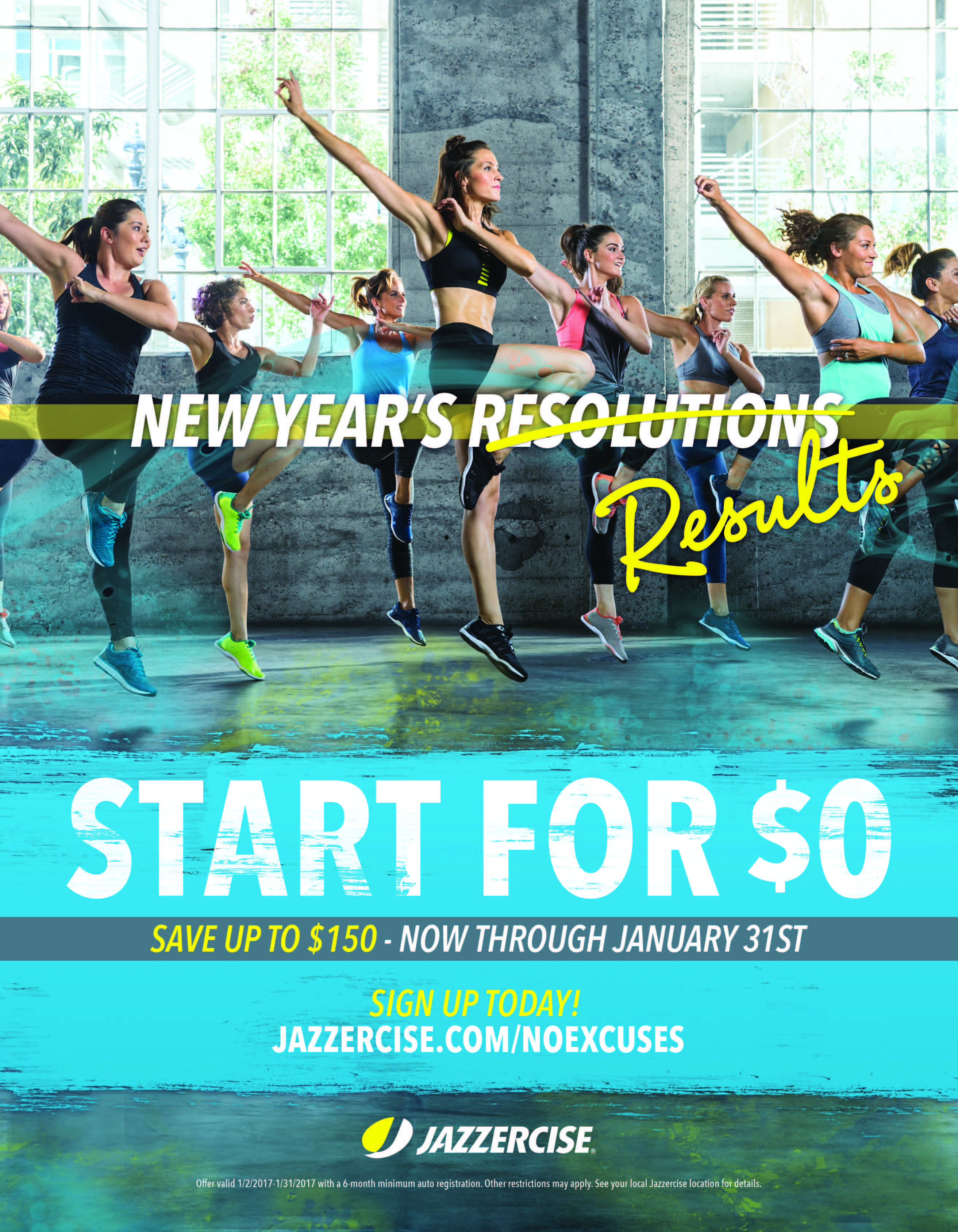 Jazzercise January Sale Frost Park Dania Beach