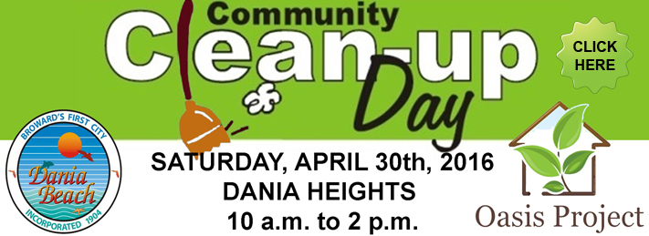 OASIS Community Cleanup Day