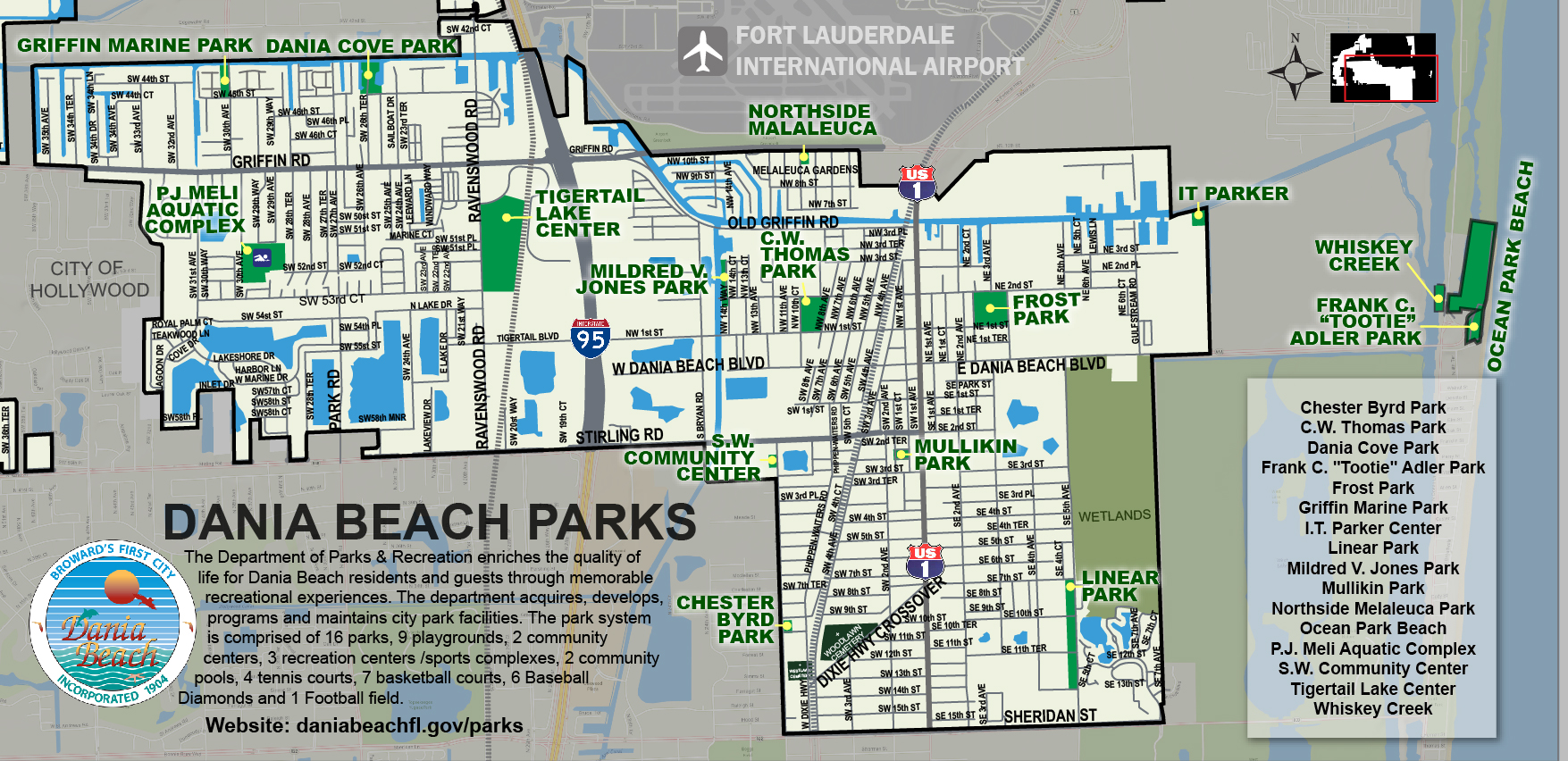 City Of Dania Beach Directory